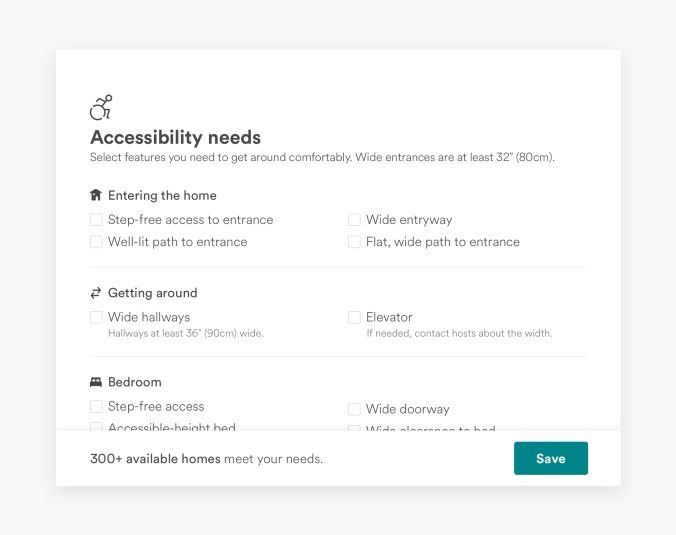 accessibility-needs-filters