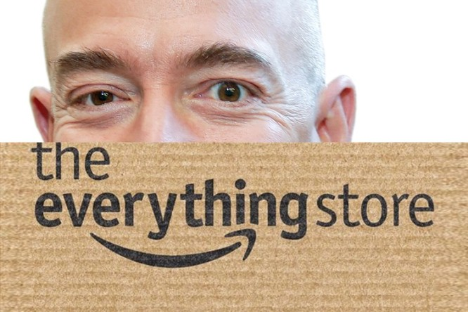 Image result for the everything store