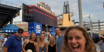 My family minus one brother because he showed up late....but Taylor Swift concert was a highlight