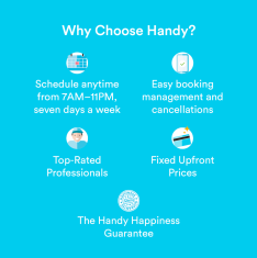 Why Choose Handy?