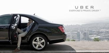 uber private driver