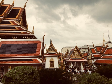 My most recent trip was the past summer to Thailand.