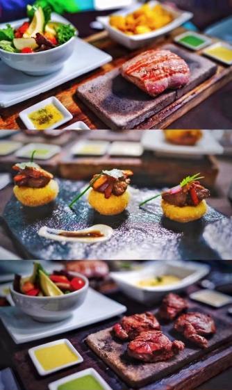 Amazing Peruvian dishes