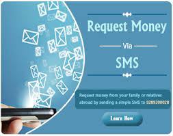 Money Transfer Service through SMS messages