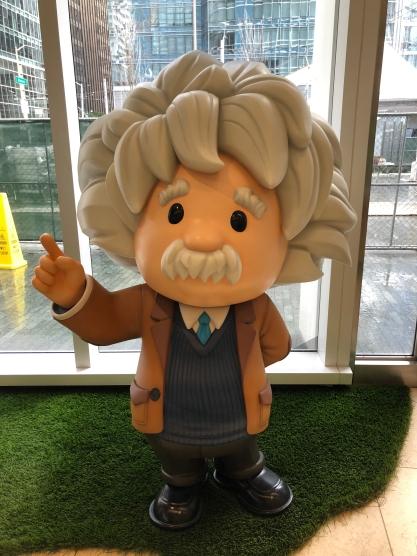 Cute Einstein